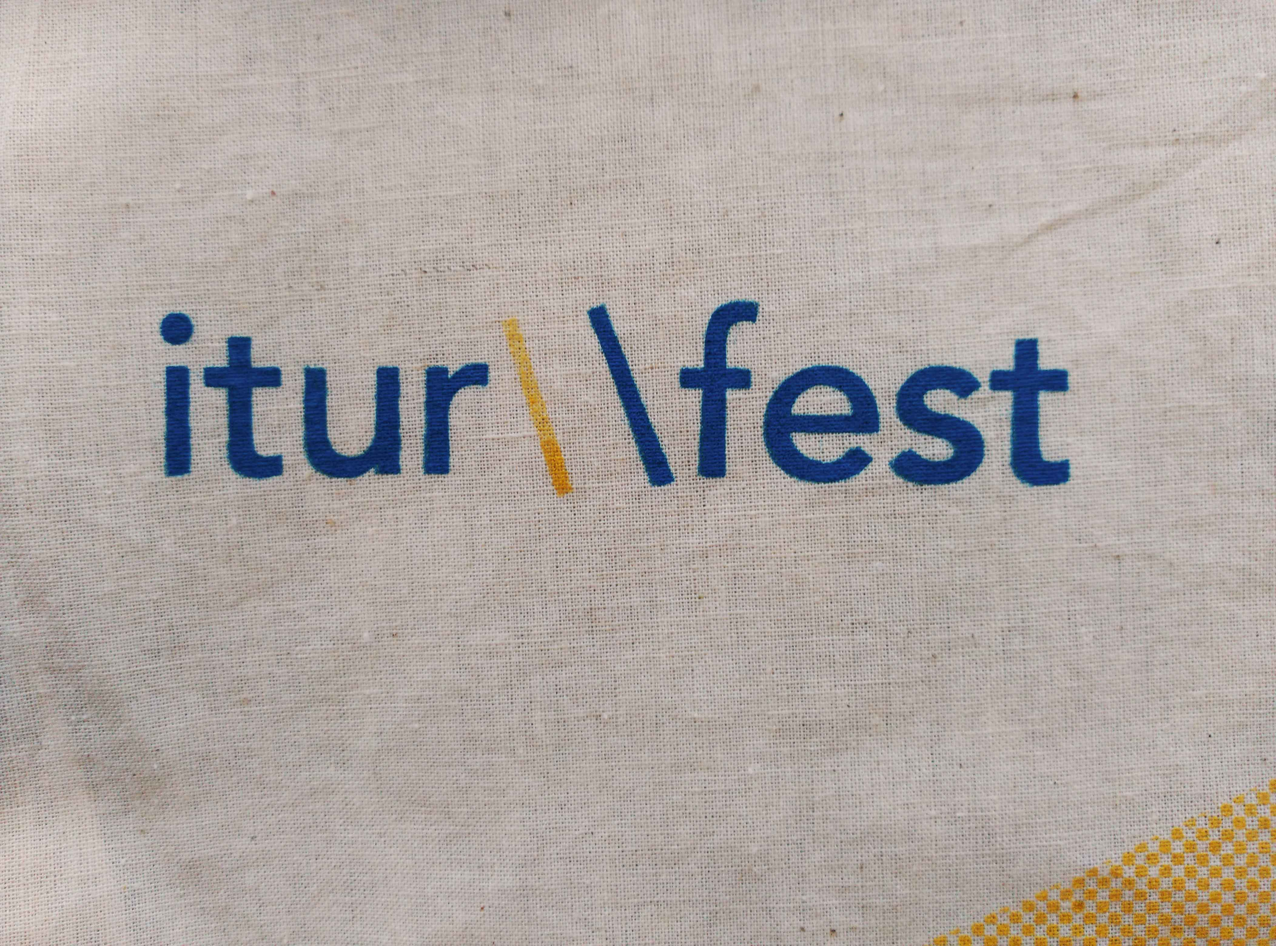 Detalle serigrafiado Iturfest