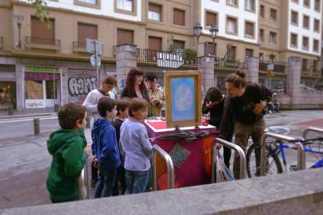 Festival de arte iturfest de iturrribide